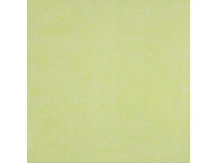 Rako Remix DAA3B607 dlažba 33 x 33 cm slinutá zelená
