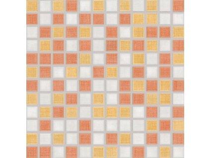 Rako Samba GDM02115 mozaika 30 x 30 cm vícebarevná
