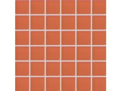 Rako Sandstone Plus VDM05048 mozaika 30 x 30 cm oranžová