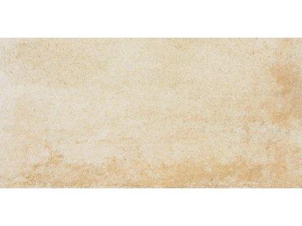 Rako Siena DARPP663 dlažba 22,5 x 45 cm slinutá světle béžová