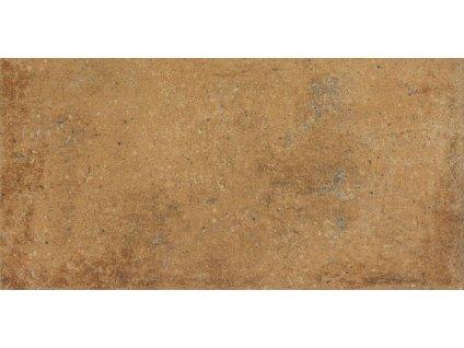 Rako Siena DARPP664 dlažba 22,5 x 45 cm slinutá hnědá