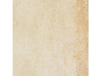 Rako Siena DAR2W663 dlažba 22,5 x 22,5 cm slinutá světle béžová