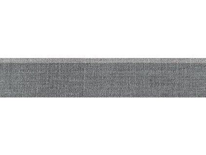 Rako Spirit DSAPM185 sokl 8,5 x 45 cm šedá