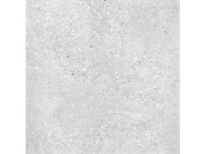 Rako Stones DAK63666 dlažba 60 x 60 cm slinutá světle šedá
