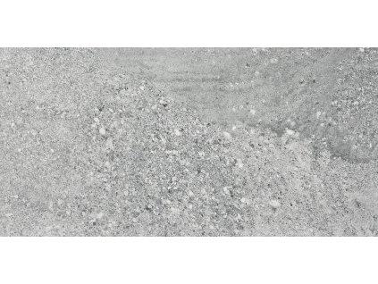 Rako Stones DAKSE667 dlažba 30 x 60 cm slinutá šedá