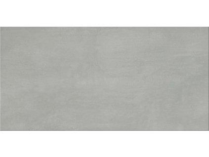 Opoczno Aranta concrete flower dark grey dlažba 30 x 60 cm šedá