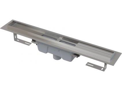 Alcaplast APZ1006-300 Professional liniový podlahový žlab s okrajem