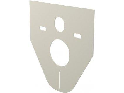 Alcaplast M91 izolační deska pro závěsné wc a bidet - tlumící vložka