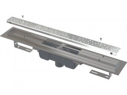 Alcaplast APZ1011-1050M Antivandal liniový podlahový žlab s roštem