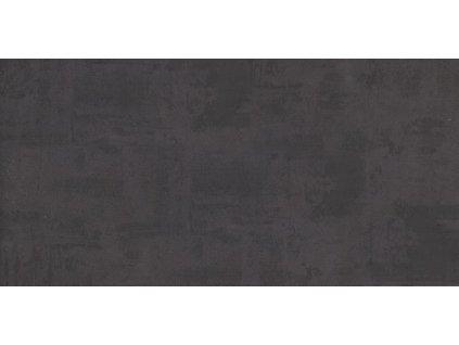 Opoczno Fargo Black dlažba 30 x 60 cm černá