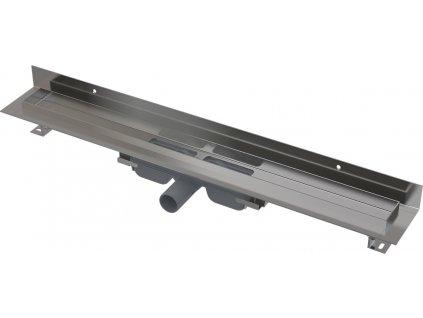 Alcaplast APZ116-550 Wall Low liniový podlahový žlab