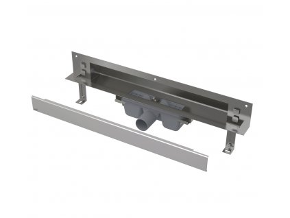 Alcaplast APZ5-EDEN-650 SPA odtokový systém pro zabudování do stěny s roštem