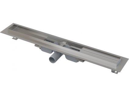 Alcaplast APZ106-650 Professional Low liniový podlahový žlab