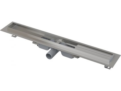 Alcaplast APZ106-750 Professional Low liniový podlahový žlab