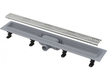 Alcaplast APZ8-750M Simple liniový podlahový žlab s roštem