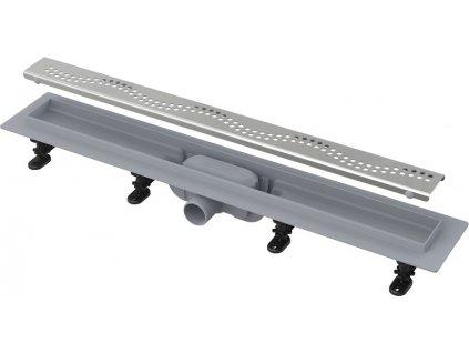 Alcaplast APZ8-850M Simple liniový podlahový žlab s roštem