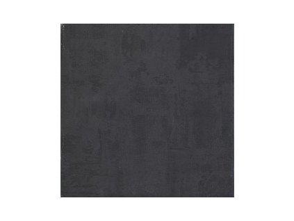 Opoczno Fargo Black dlažba 33 x 33 cm černá