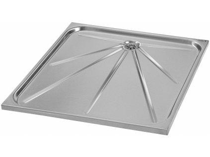 Sanela SLSN 06 sprchová vanička 70 x 70 cm nerez