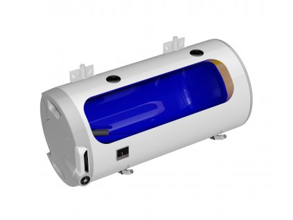 Dražice OKCV 125/L kombinovaný ležatý ohřívač 1108209101