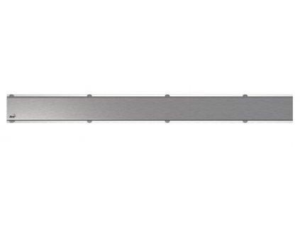 Alcaplast SPACE-850M rošt pro liniový podlahový žlab nerez - mat