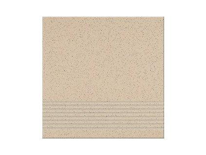 Opoczno Kallisto beige steptread dlažba 30 x 30 cm béžová