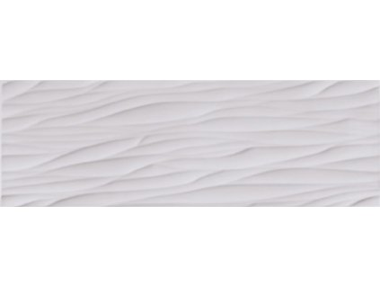 Opoczno Structure Pattern grey wave structure obklad 25x75 cm