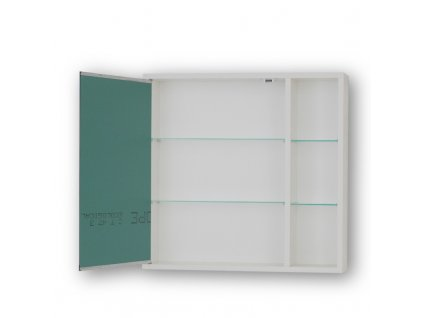 Olsen Spa Sévis zrcadlová skříňka 50 x 58,5 cm závěsná OLNSEV50 bílá