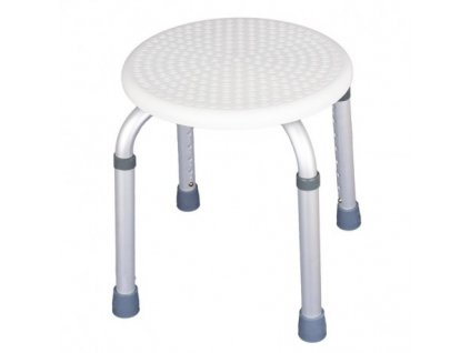 Olsen Spa Sprchová stolička, kulatá