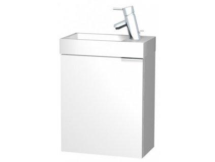 Intedoor FT 40 L 01 skříňka s umyvadlem FeeL IT 40 cm lévá bílá