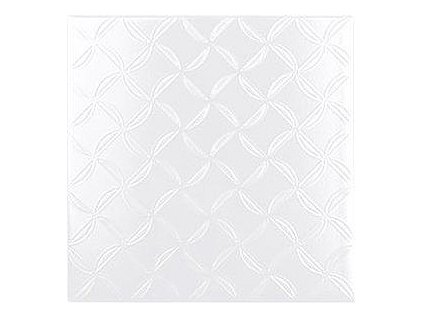 Sapho Black&White Decor Blanco 20 x 20 cm obklad CBW003