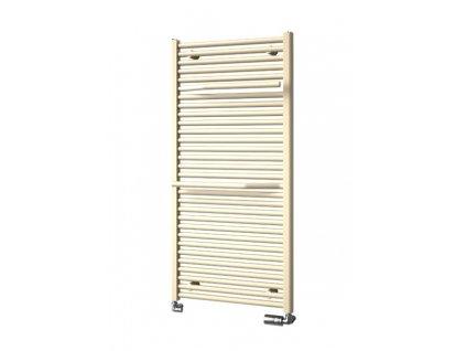 Isan Avondo 1215 x 500 mm koupelnový radiátor bílý