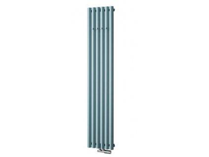 Isan Akros 1800 x 350 mm koupelnový radiátor bílý