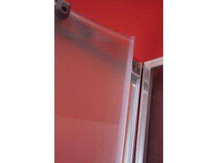 Olsen Spa GRANADA 90 x 90 cm OLBGRA90CMBV+OLBGRA90V sprchový box s vaničkou