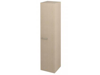 Sapho Espace ESP333LP skříňka vysoká 35x172x32 cm dub benátský