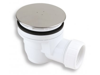 Novaservis Sifon vaničkový 60/40 INOX plast 470,P