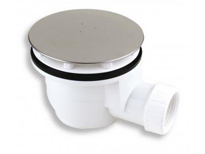 Novaservis Sifon vaničkový 90/40 INOX plast 475,P