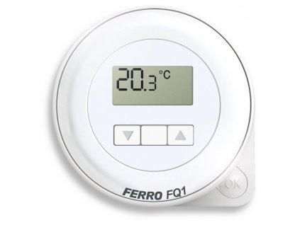 Novaservis Elektronický pokojový termostat denní bezdrátový FQ1TXT6