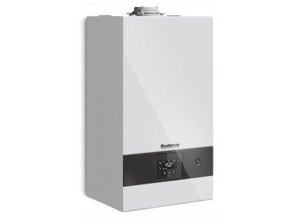 Buderus Logamax plus GB122i-24K kondenzační kotel s ohřevem 25 kW + ZDARMA DOPRAVA