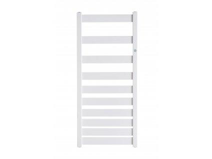 Hopa Belti 400 x 753 mm koupelnový radiátor bílý