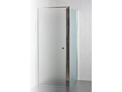 Arttec P-50 chrome grape 80 NEW pevná stěna ke dveřím PAN01006