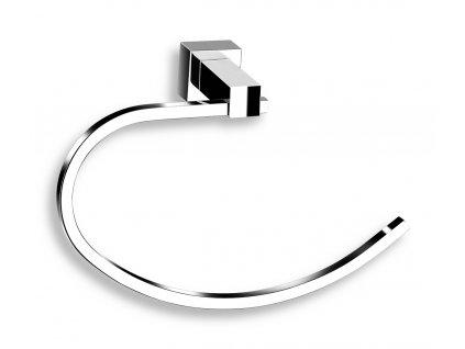 Novaservis Metalia 3  6301.0 kruhový držák ručníků chrom