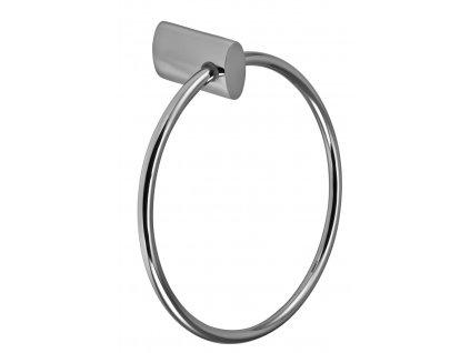 Novaservis Metalia 10  0001.0 držák ručníků kruhový chrom