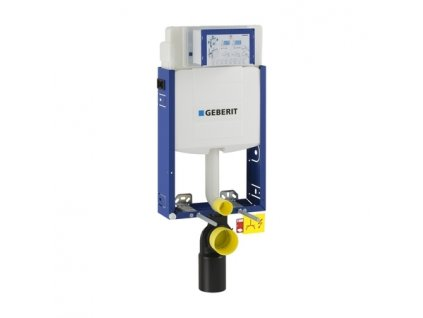 Geberit Kombifix Eco 110.302.00.5 pro závěsné WC k zazdění  + Desinfekční gel 100 ml ZDARMA