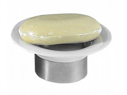 Sapho Justy 1 1308-32 mýdlenka keramika / nerez
