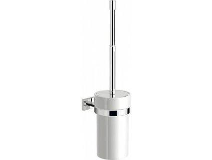 Sapho Olymp 1321-08 WC štětka nástěnná chrom
