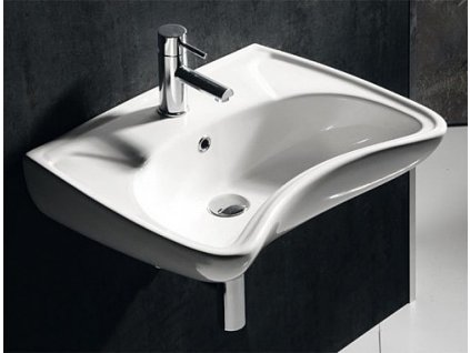 Sapho Keramické umyvadlo 59 x 45,5 cm Disabled 10TP60060 (3001)