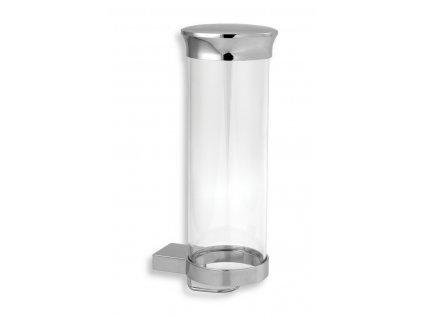 Novaservis  Metalia 9  0972.0 zásobník na kosmetické tampóny
