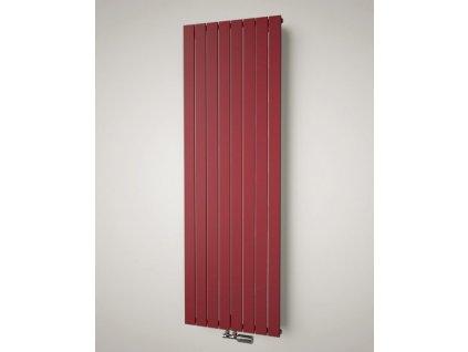 Isan Collom 1800 x 298 mm koupelnový radiátor bílý