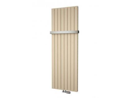 Isan Collom Double 1800 x 298 mm koupelnový radiátor bílý