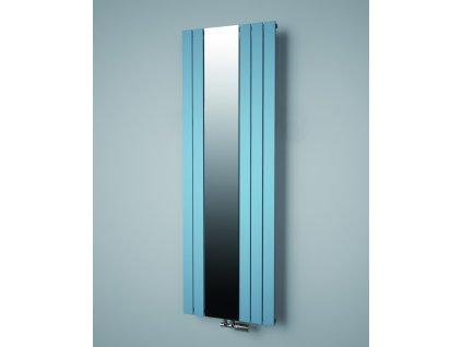 Isan Collom Mirror 1800 x 602 mm koupelnový radiátor bílý